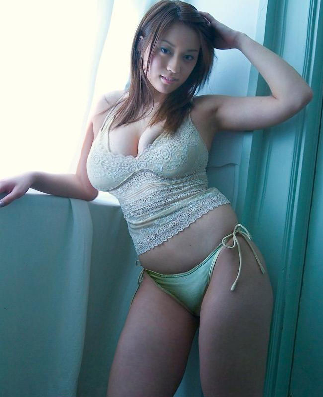 ぽっちゃり女性 (6)