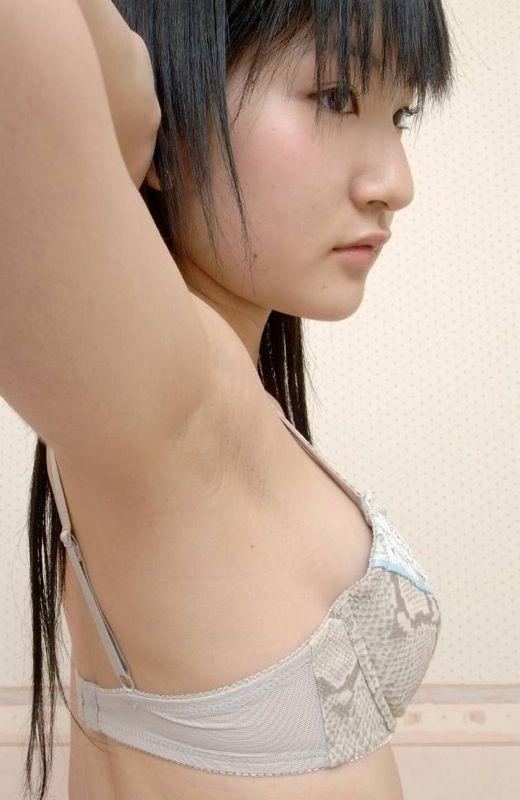 腋の下がセクシー (3)