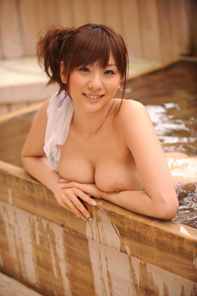 お風呂で寛ぐ (13)