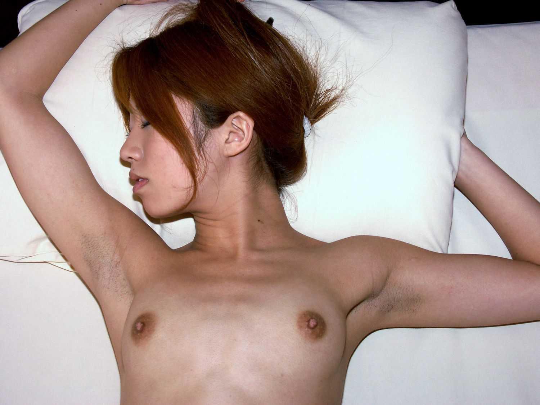 腋の独特のセクシーさ (2)