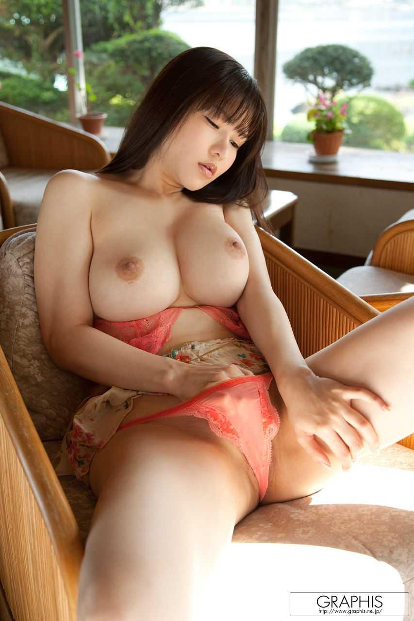 デカい巨乳、沖田杏梨 (2)