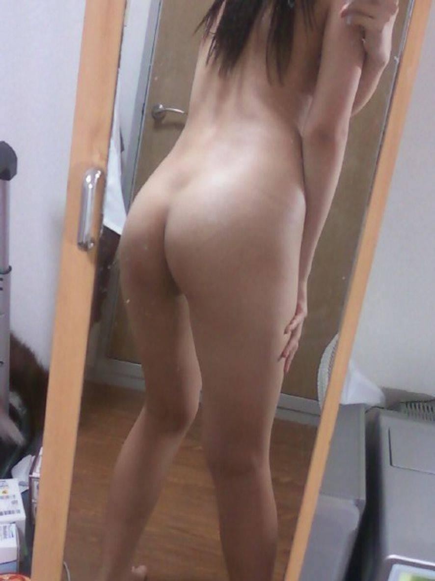自分の裸を撮る (19)
