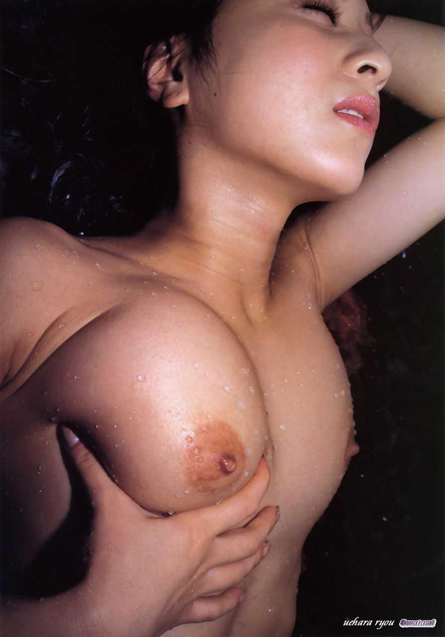 ヌードモデルの上原綾 (8)