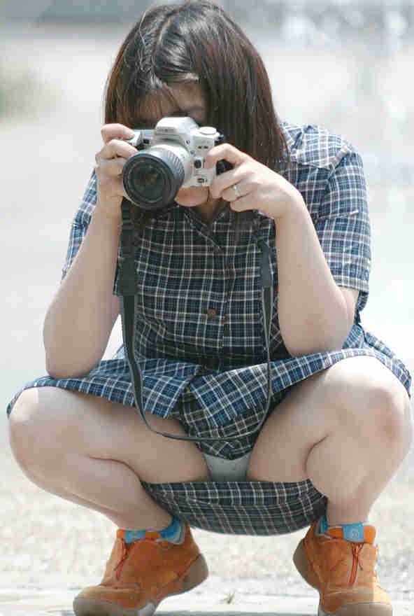 パンツが見える位置 (1)
