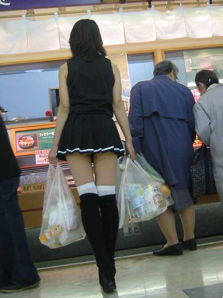 パンツを見る喜び (3)