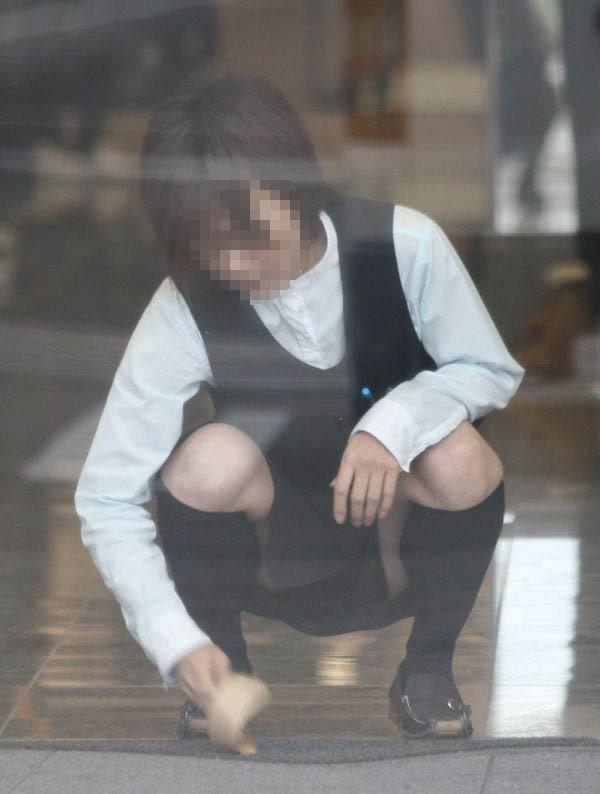 パンツを見る喜び (5)