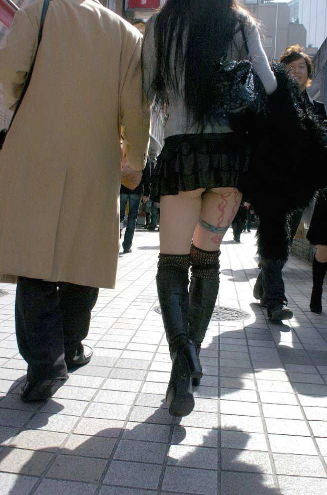 パンツを見る喜び (11)