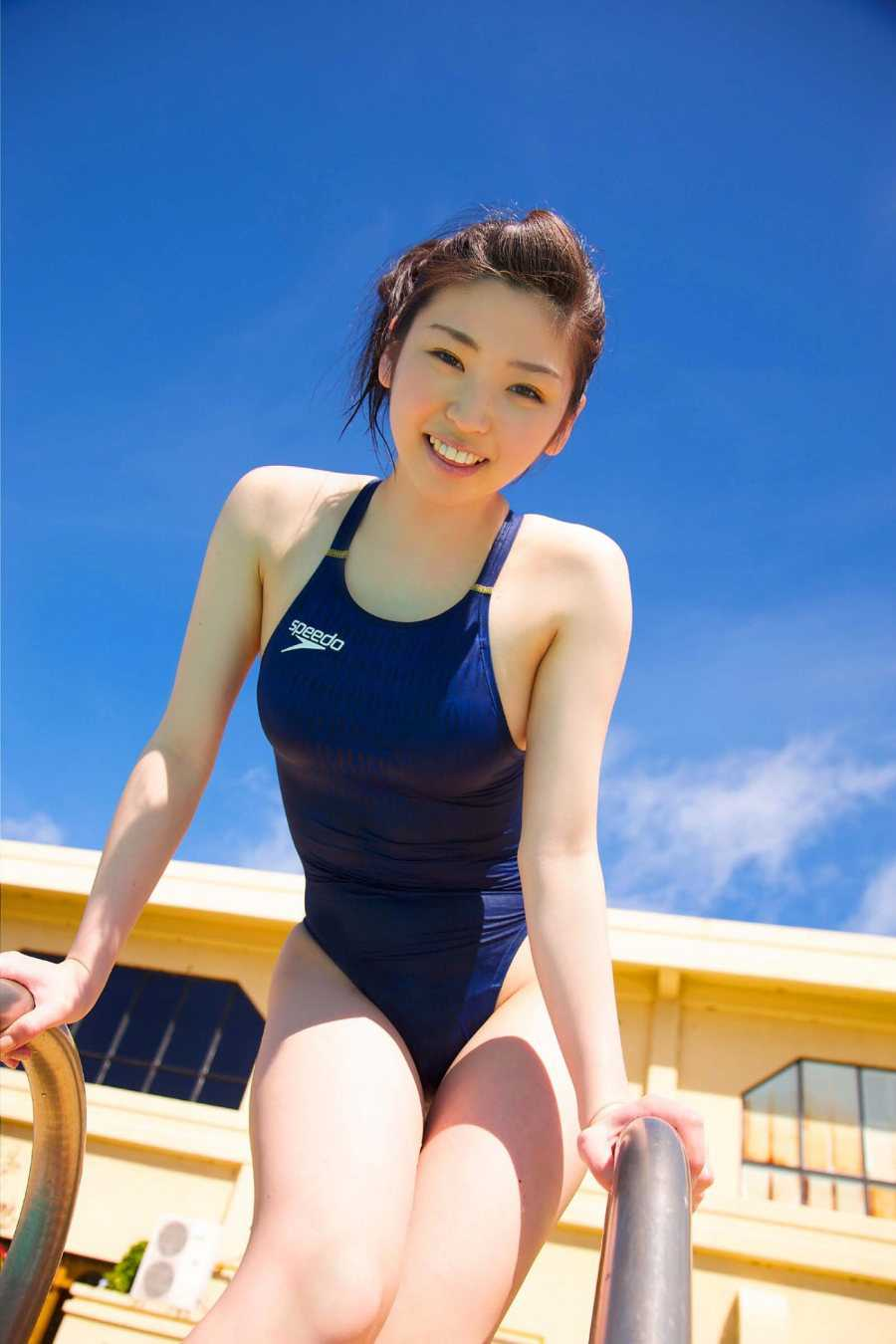 競泳水着フェチ (13)