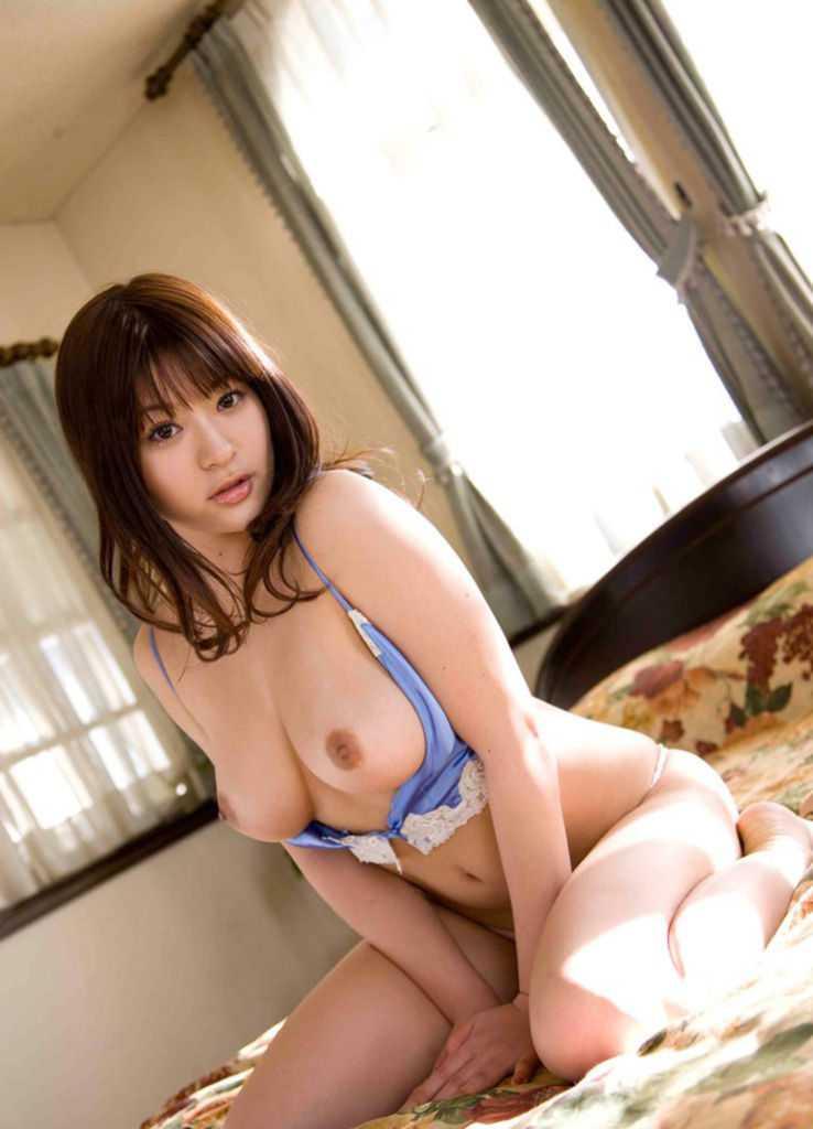 女性の全裸がセクシー (8)