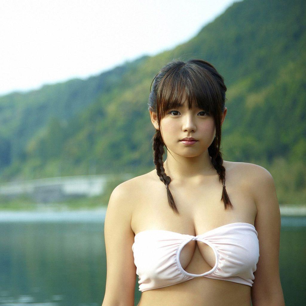 ふわふわボディの、篠崎愛 (6)