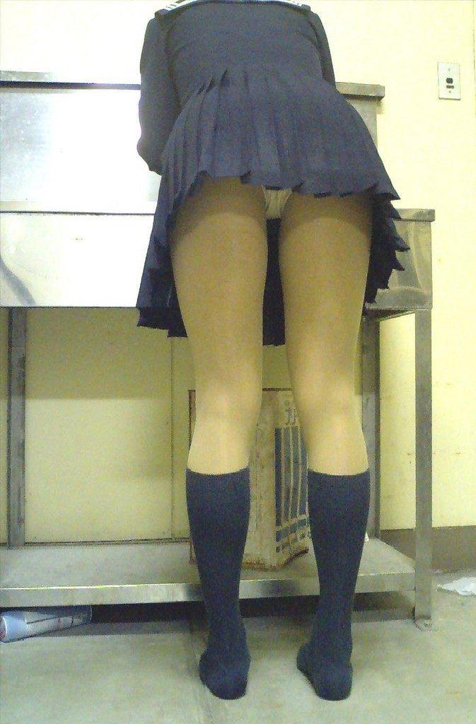 JKのパンツと脚 (5)