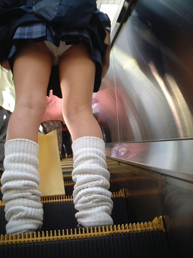 JKのパンツと脚 (7)