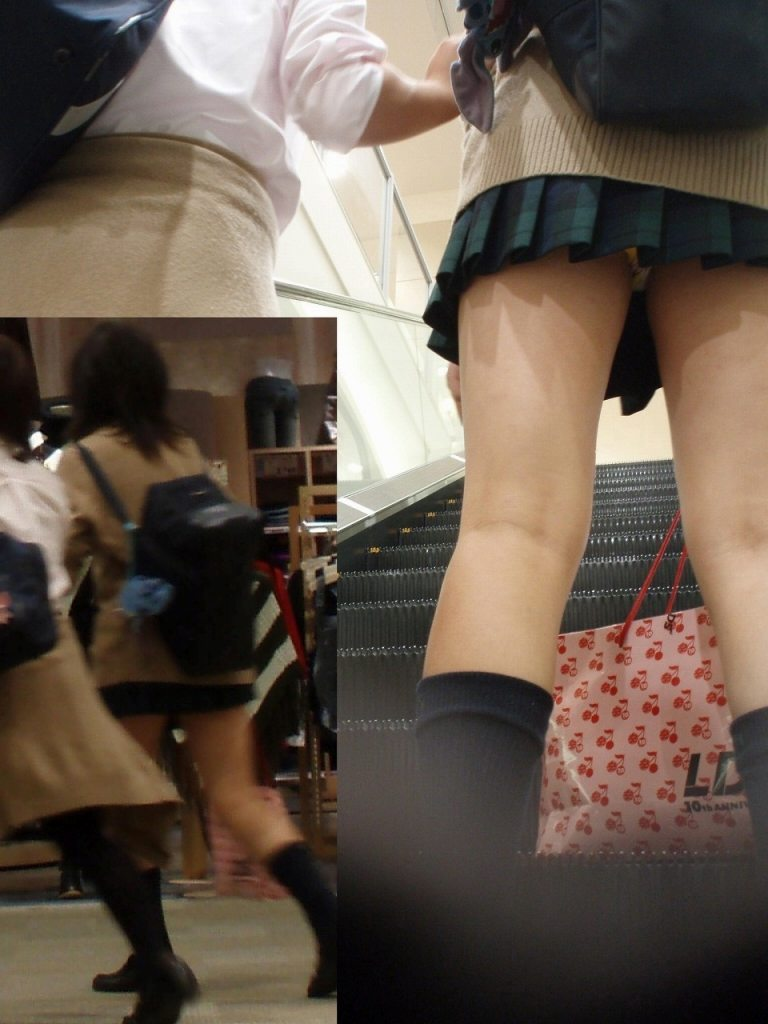 JKのパンツと脚 (8)