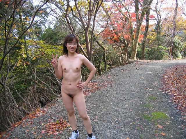 太陽の下で全裸 (15)