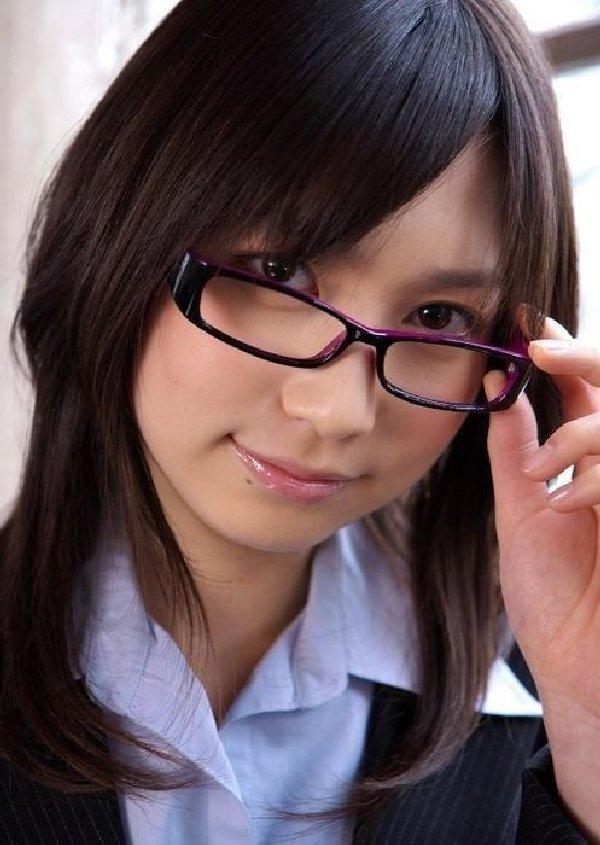 眼鏡フェチ (1)