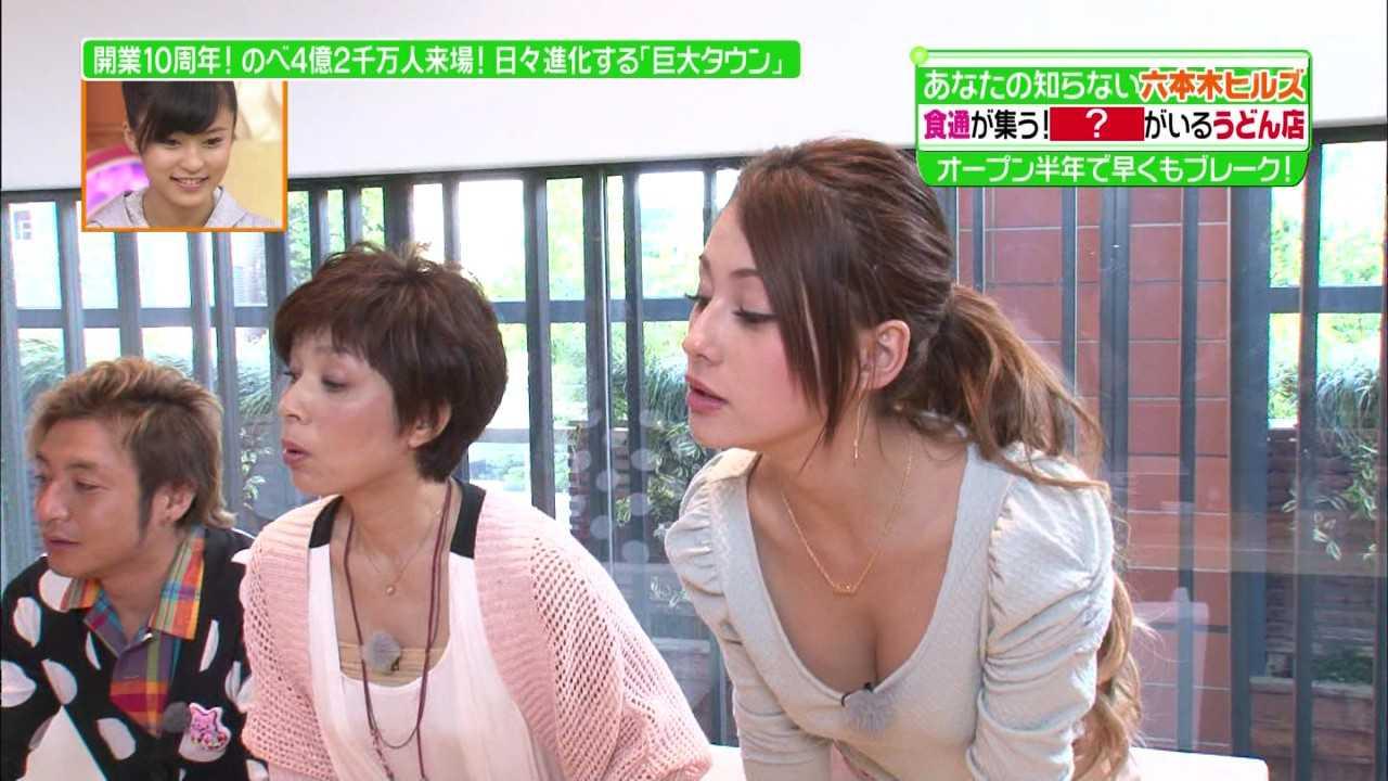 TVでハプニング (4)