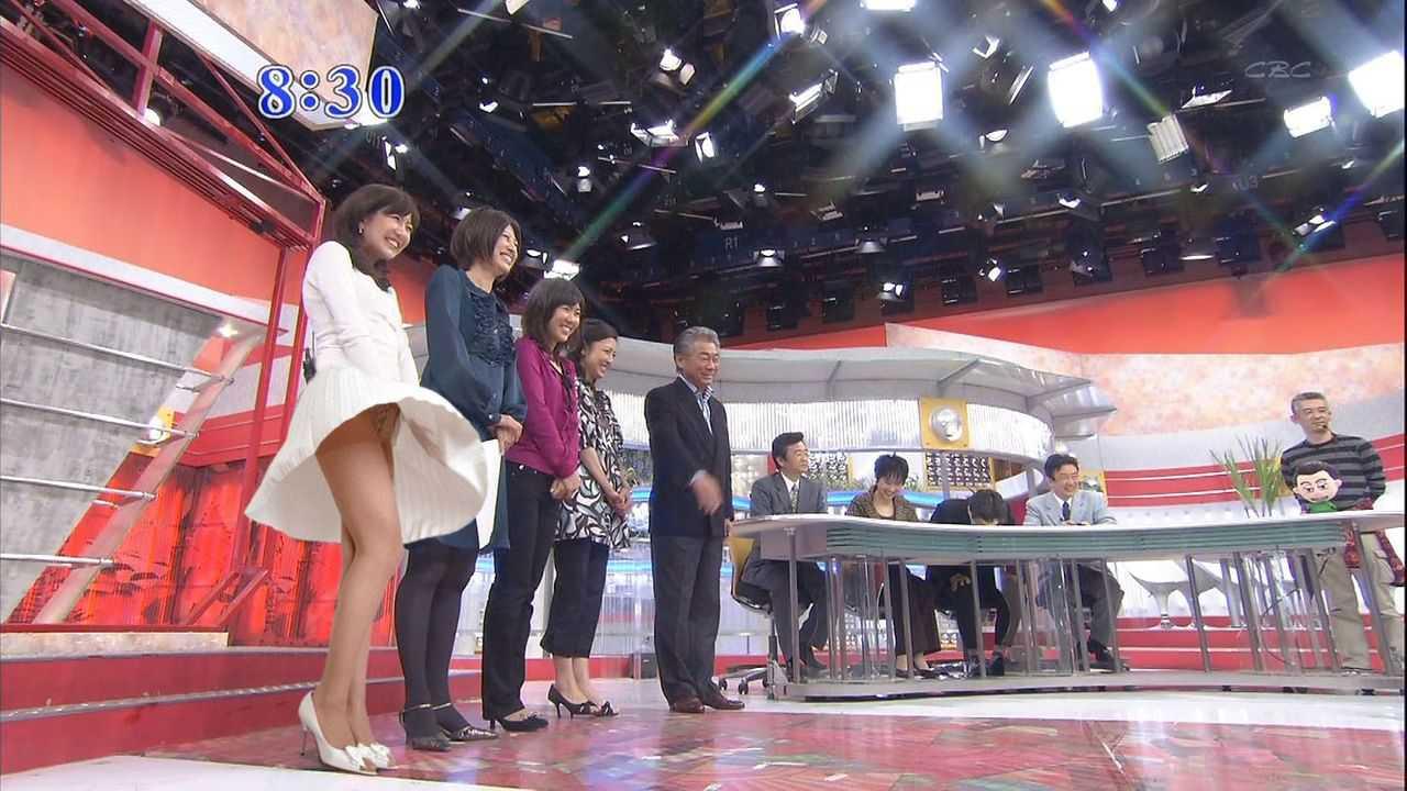 TVでハプニング (5)