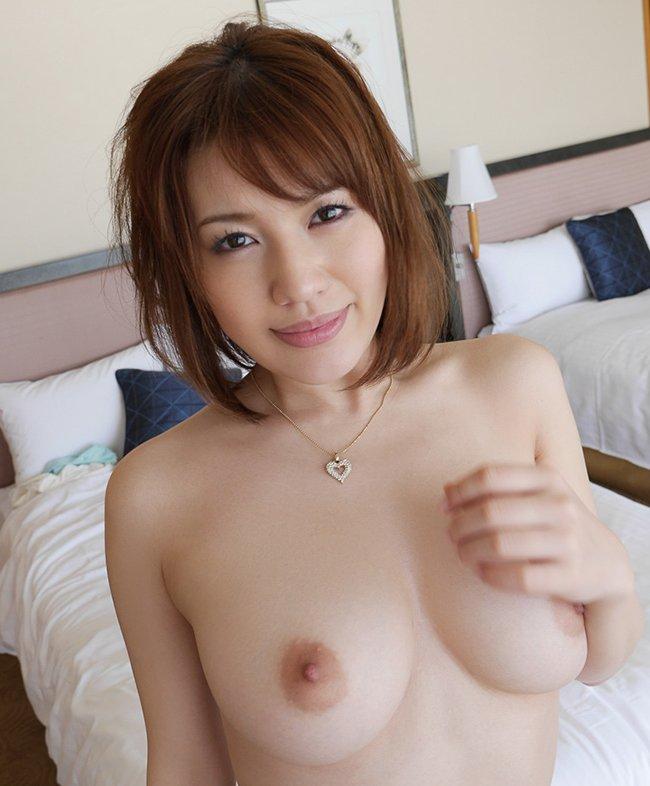 ふわふわオッパイ、本田莉子 (1)