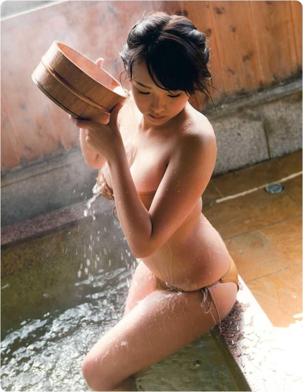 お宝の水着ボディ (8)