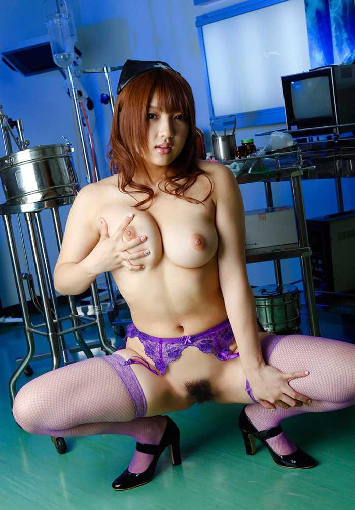 爆乳美少女、神咲詩織 (3)