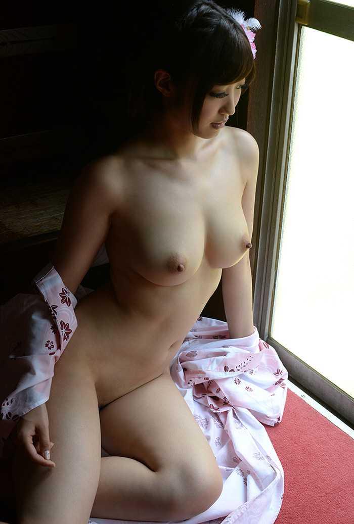 デカパイお姉さん、水野朝陽 (8)