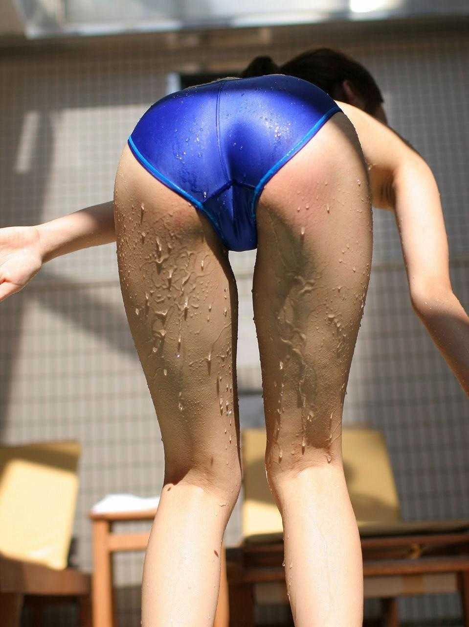 競泳水着がセクシー (12)