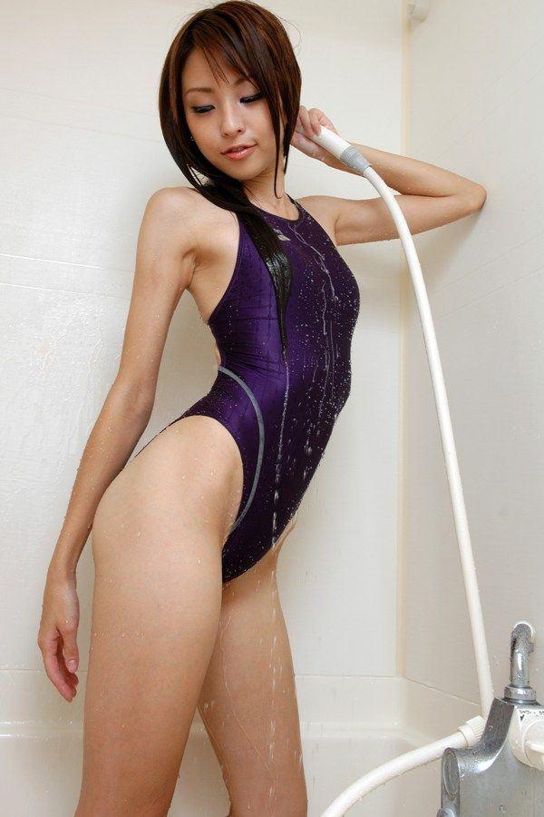 競泳水着がセクシー (5)