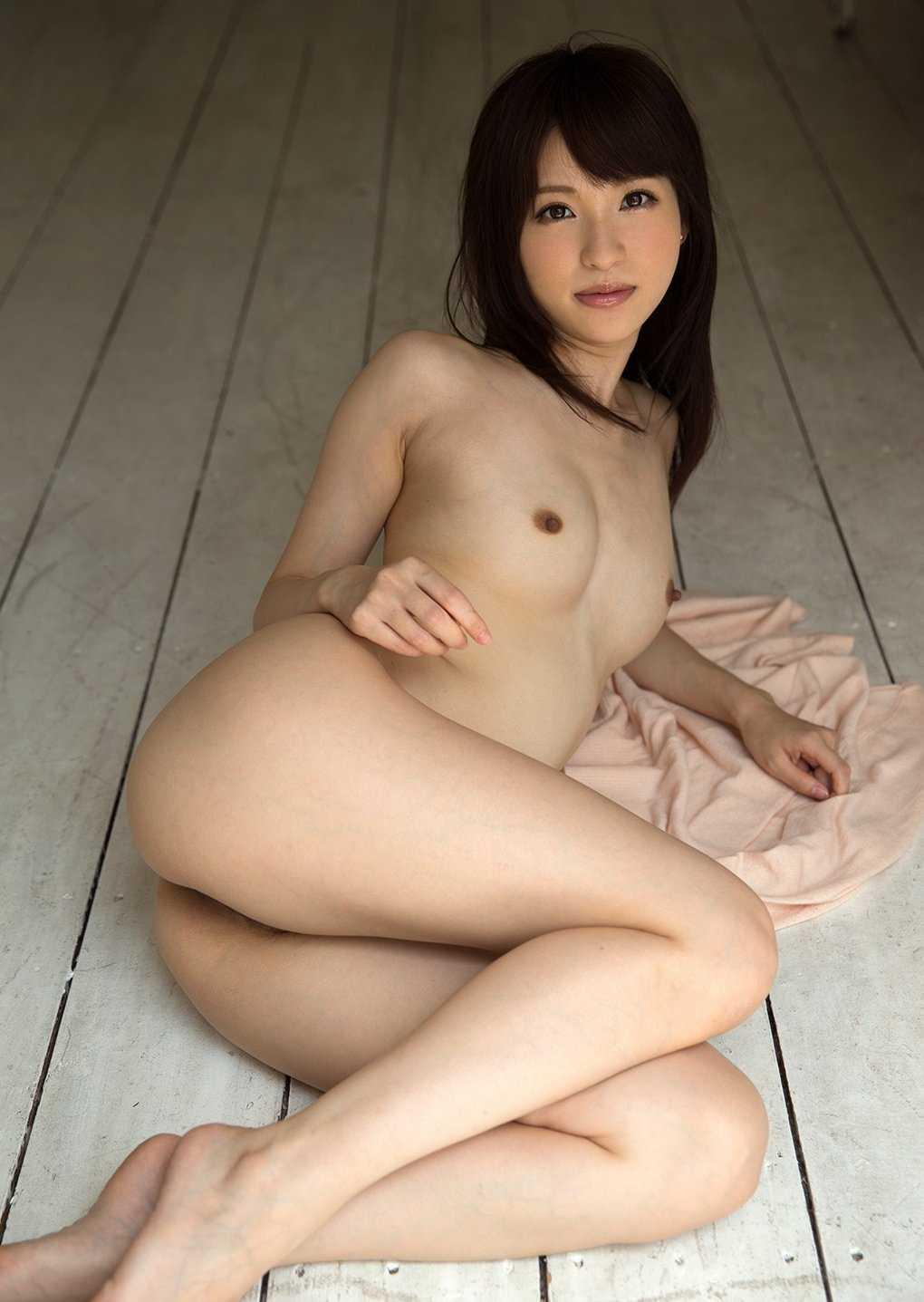 Exposed female nude