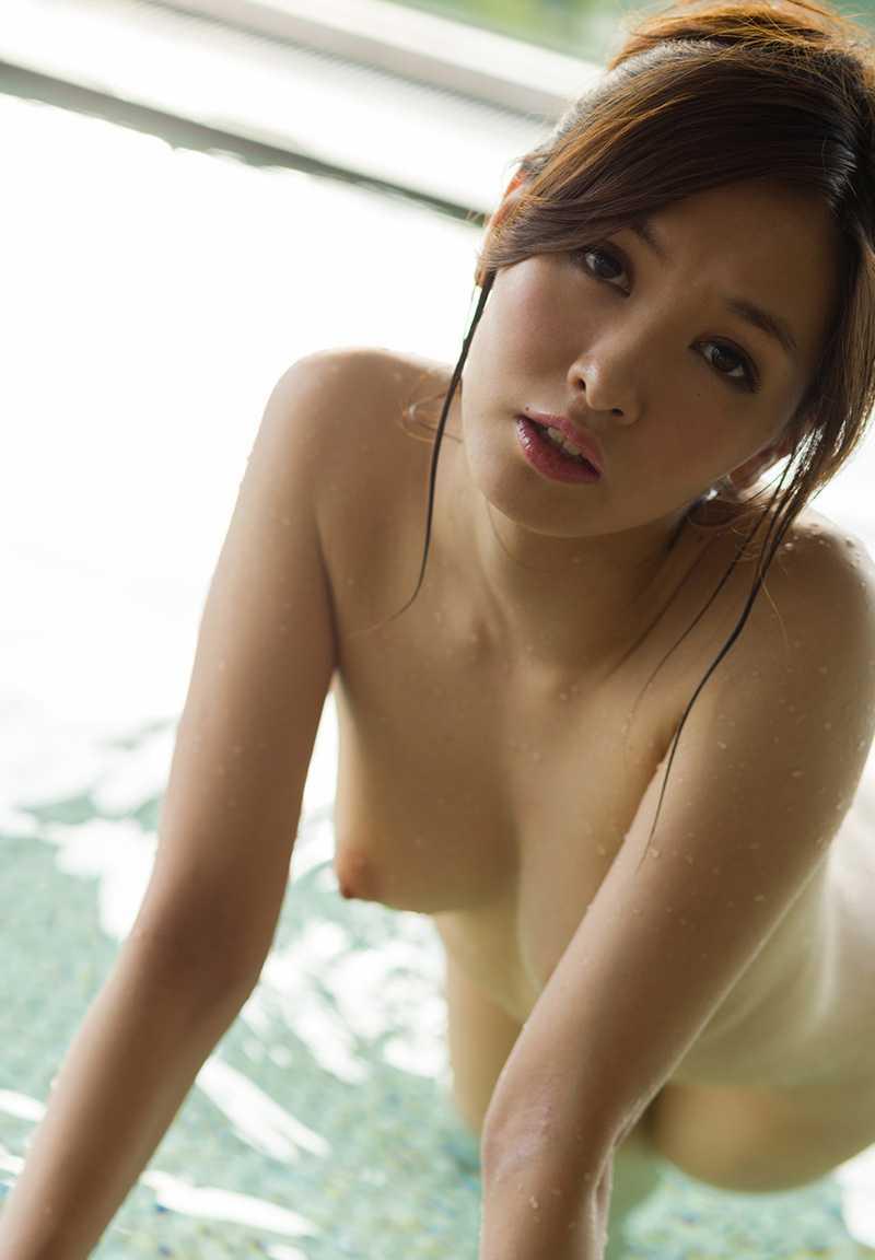 泡まみれの裸 (11)