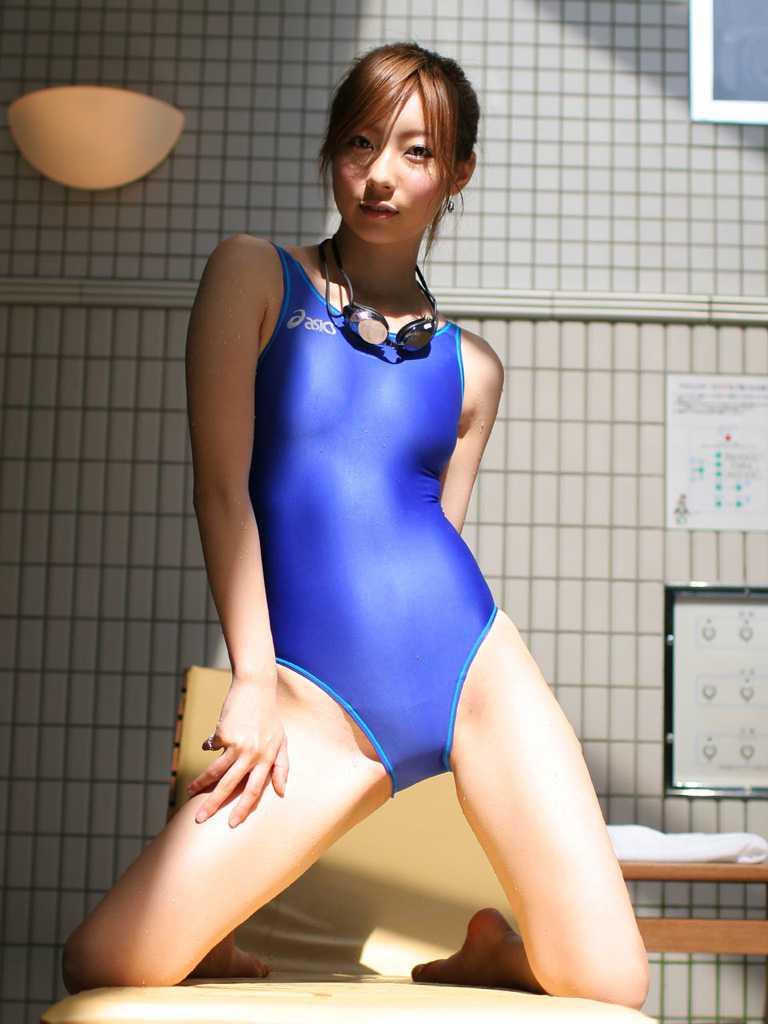 競泳水着のライン (11)