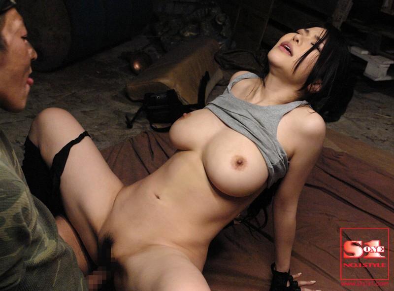 最強ボディの、沖田杏梨 (9)