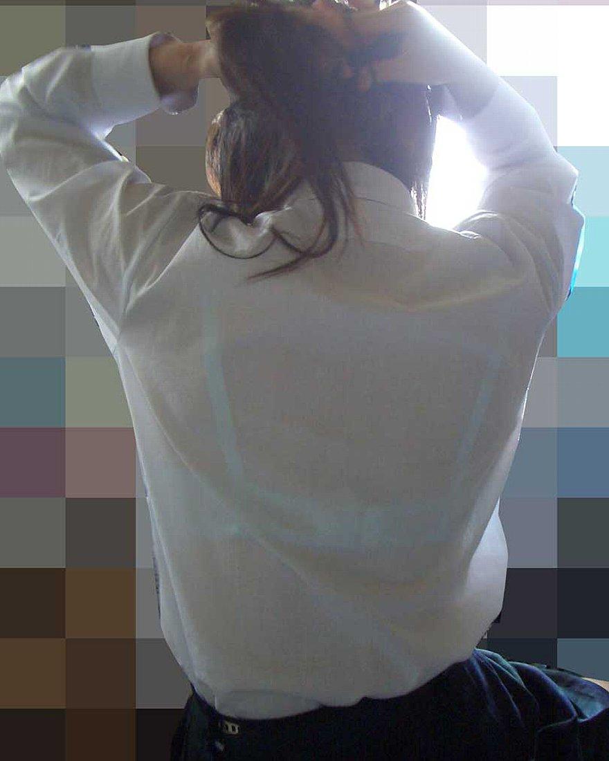 JKの下着がバッチリ (8)