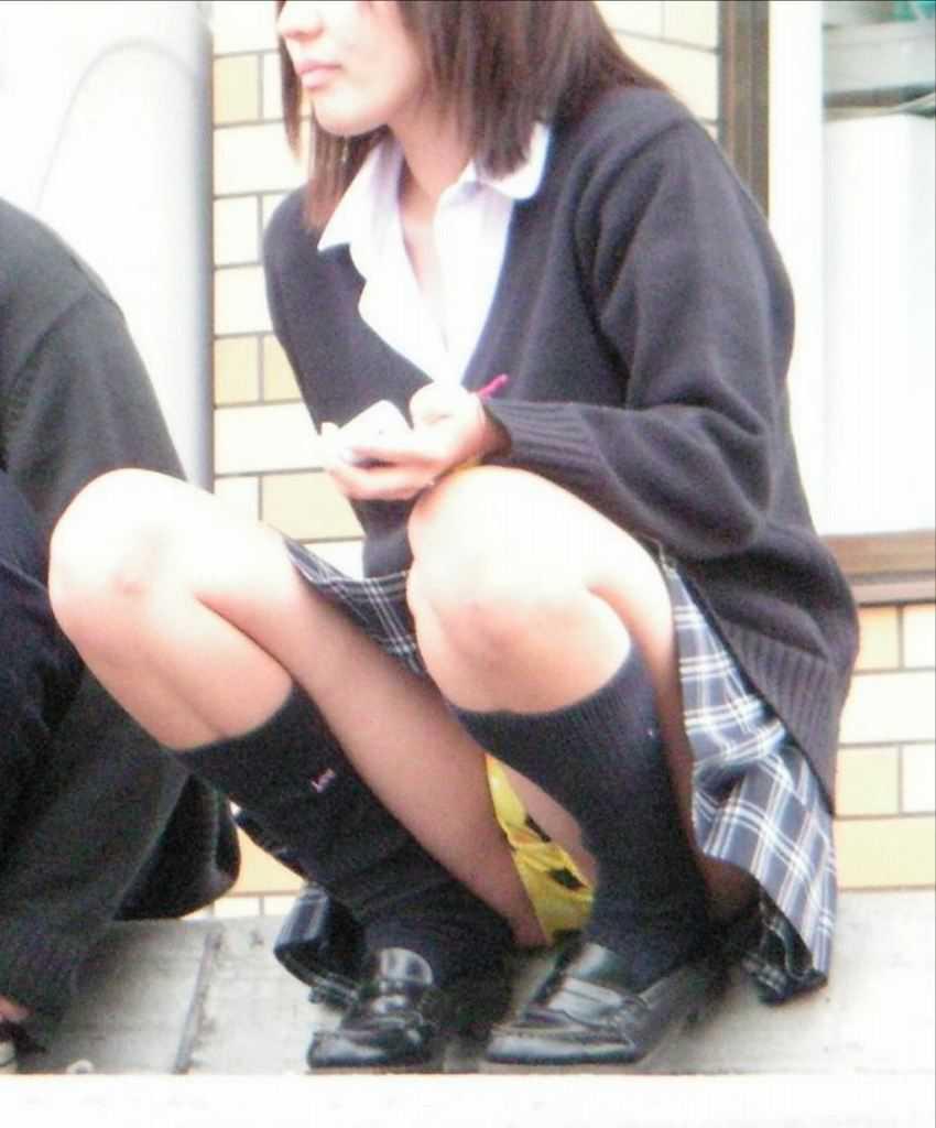 女子高生パンティー (19)