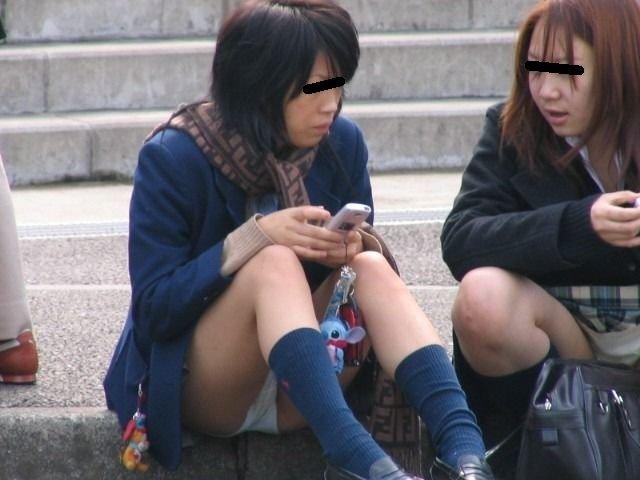 女子高生パンティー (10)