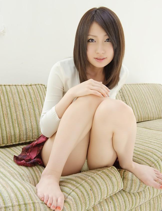 生足を舐めたい (4)