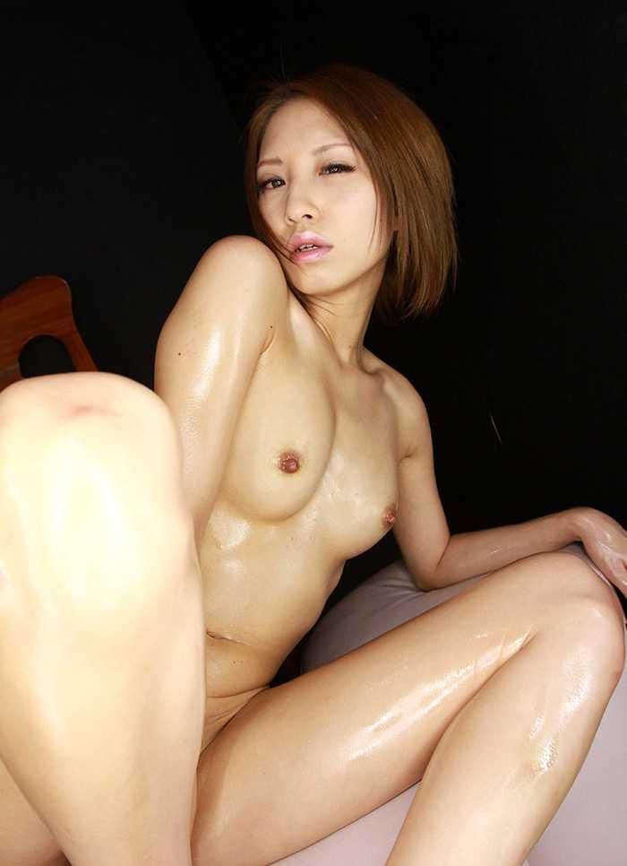 美しい全裸女性 (9)