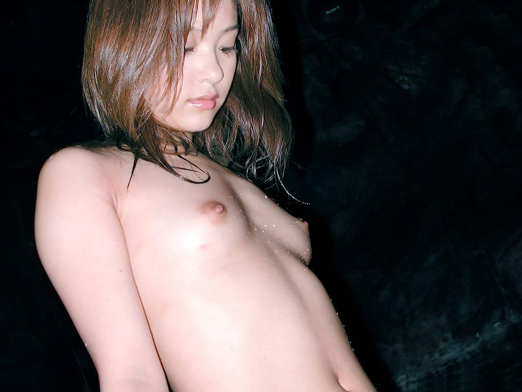ちっちゃい微乳 (2)