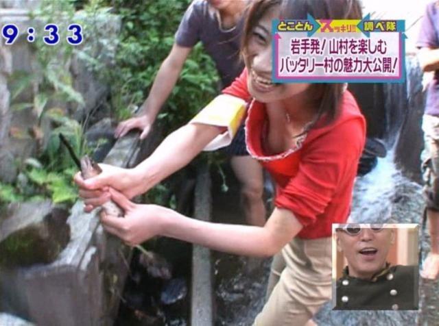 TVでのハプニング (4)
