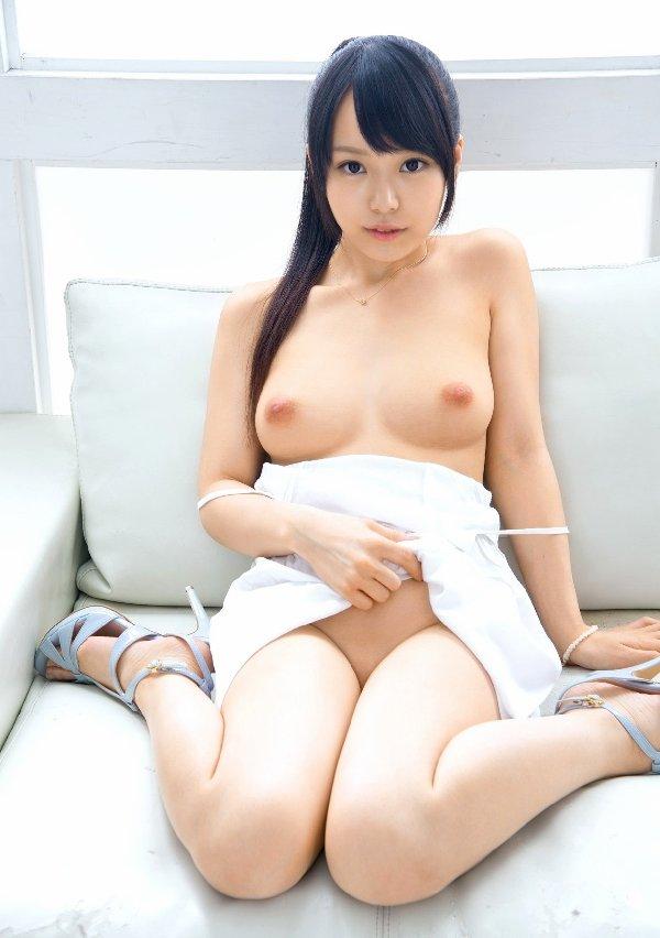 股間がツルツルの、森川涼花 (19)