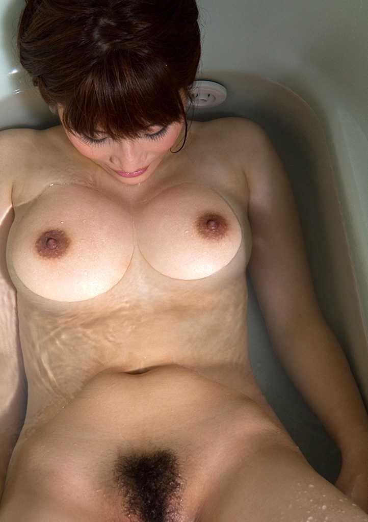 お風呂で濡れる (14)