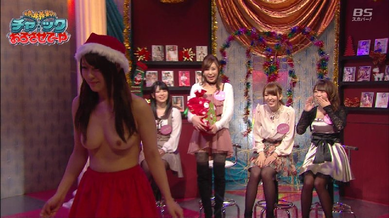 TVで見る乳房 (10)