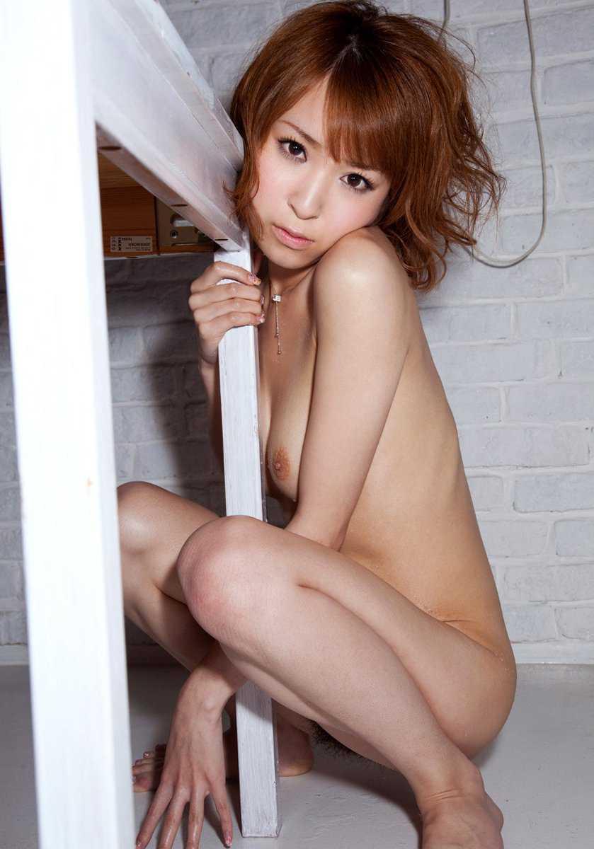 全裸の美人 (3)