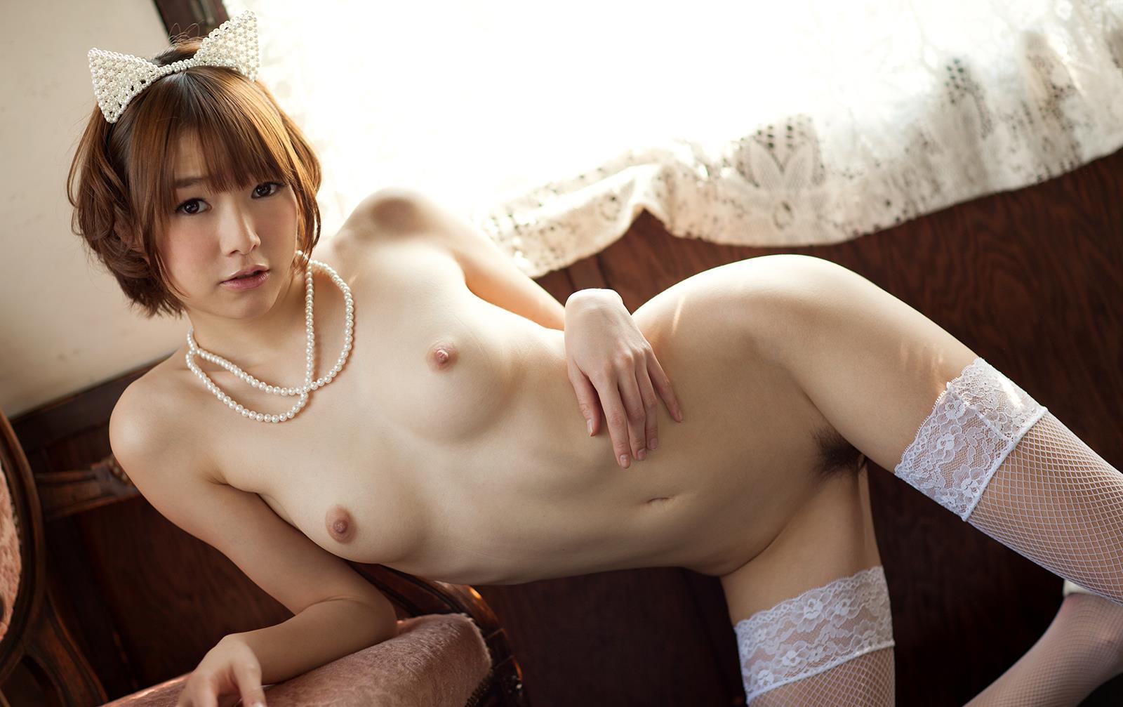 可愛い美乳少女、涼川絢音 (4)