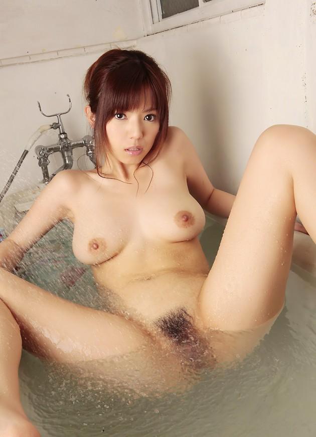 脱衣して入浴 (19)