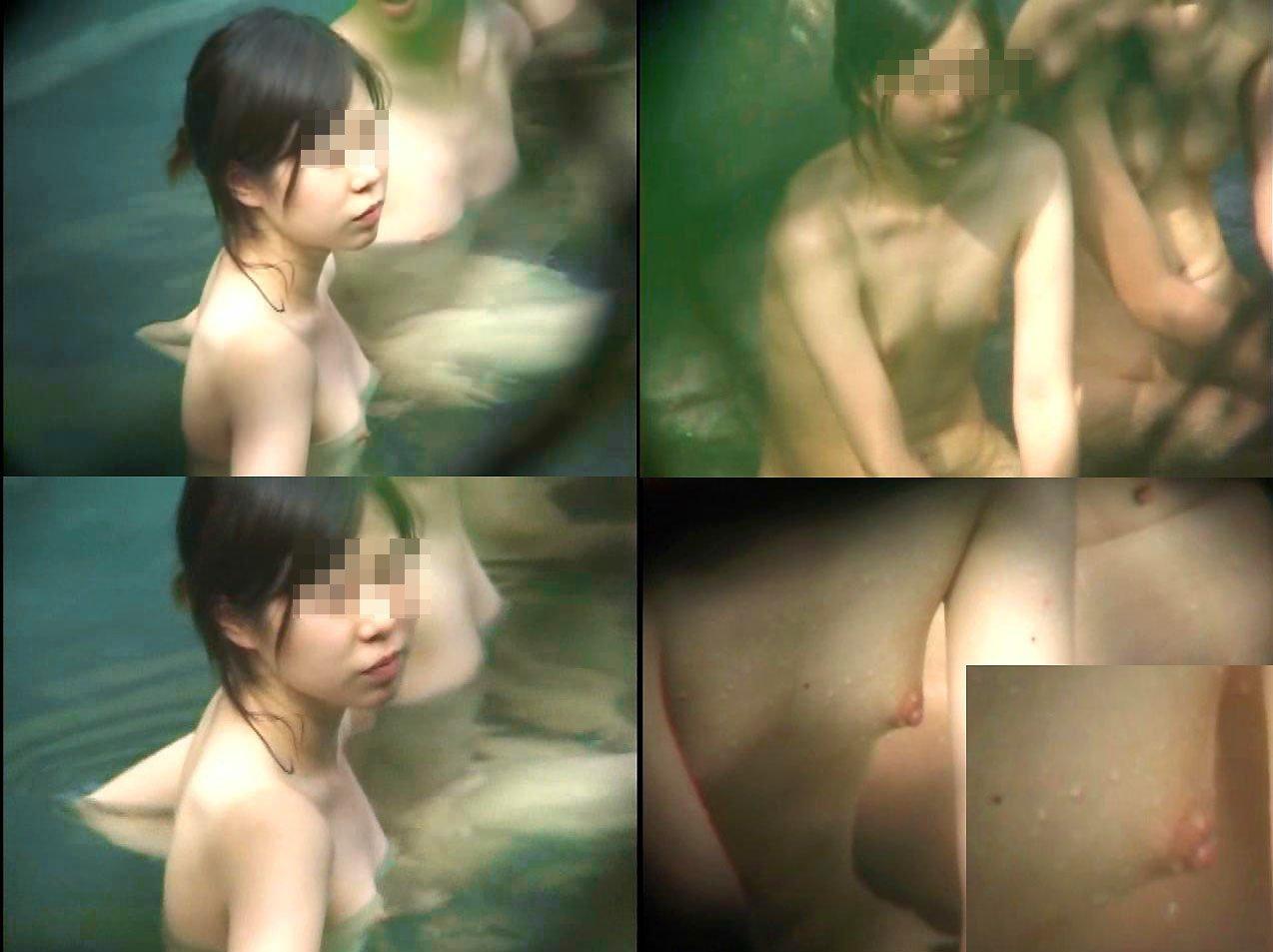 お風呂で洗う (9)