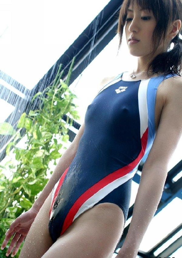 競泳用の水着 (3)