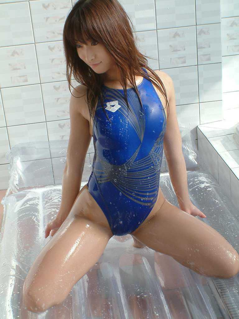 競泳用の水着 (13)