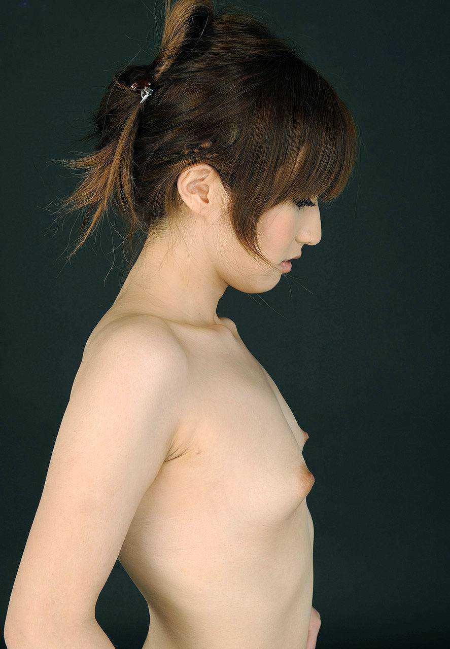 控え目な乳房 (12)