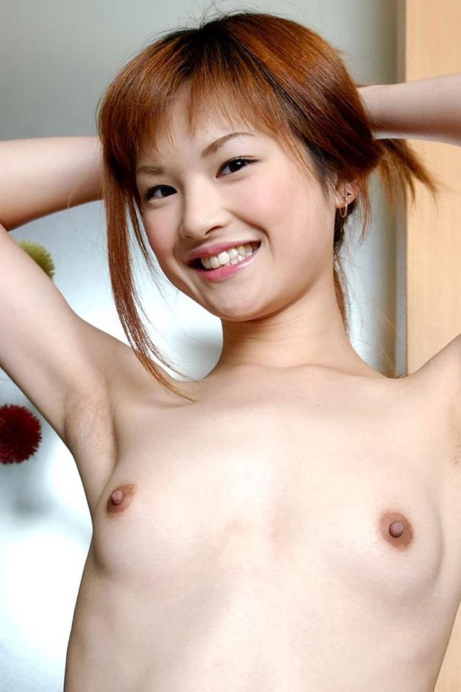 脇の下と乳房 (9)