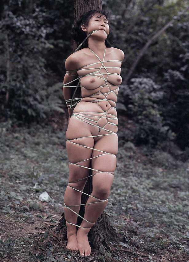 拘束される女 (18)